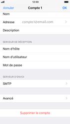Apple iPhone 6 - iOS 12 - E-mail - Configuration manuelle - Étape 24