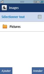 Samsung Wave 723 - E-mails - Envoyer un e-mail - Étape 14