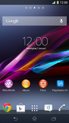 Sony D5503 Xperia Z1 Compact - software - pc suite installeren - stap 1