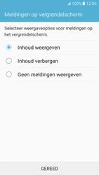 Samsung Galaxy S7 - Beveiliging en ouderlijk toezicht - Automatische schermvergrendeling inschakelen - Stap 11