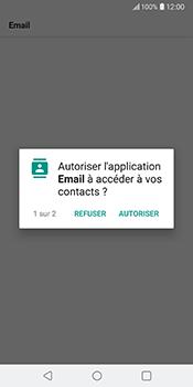 LG V30 - E-mail - Configuration manuelle - Étape 21