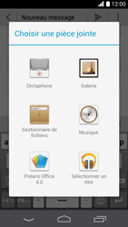 Huawei Ascend P6 LTE - E-mail - envoyer un e-mail - Étape 10