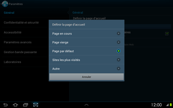 Samsung P5100 Galaxy Tab 2 10-1 - Internet - configuration manuelle - Étape 22