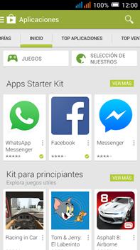 Alcatel Pop C9 - Aplicaciones - Descargar aplicaciones - Paso 5