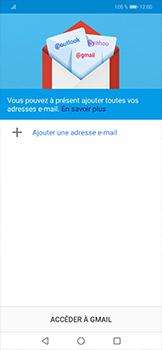 Huawei Mate 20 lite - E-mails - Ajouter ou modifier votre compte Gmail - Étape 5