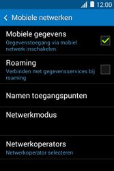 Samsung Galaxy Young 2 - Internet - Aan- of uitzetten - Stap 6