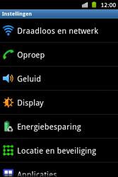 Samsung S6500D Galaxy Mini 2 - Netwerk - Handmatig netwerk selecteren - Stap 7