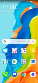 Huawei P30 Lite - E-mail - e-mail instellen (gmail) - Stap 2