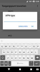 Sony F5321 Xperia X Compact - Android Oreo - Internet - handmatig instellen - Stap 19