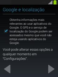 Samsung S5310B Galaxy Pocket Neo - Primeiros passos - Como ativar seu aparelho - Etapa 13