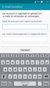 Samsung N910F Galaxy Note 4 - E-mail - e-mail instellen: IMAP (aanbevolen) - Stap 18