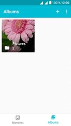 Alcatel U5 - Photos, vidéos, musique - Envoyer une photo via Bluetooth - Étape 5