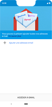 Google Pixel 3XL - E-mail - 032c. Email wizard - Outlook - Étape 5