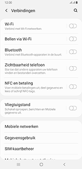 Samsung galaxy-a6-plus-sm-a605fn-ds-android-pie - NFC - NFC activeren - Stap 5