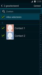 Samsung Galaxy S5 mini 4G (SM-G800F) - Contacten en data - Contacten kopiëren van toestel naar SIM - Stap 10