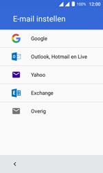 Alcatel Pixi 4 (4) - E-mail - Handmatig instellen - Stap 7