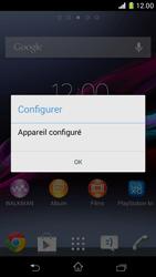 Sony D5503 Xperia Z1 Compact - Internet - configuration automatique - Étape 7