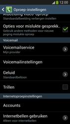 Samsung I9505 Galaxy S IV LTE - Voicemail - Handmatig instellen - Stap 6