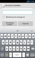 Huawei Ascend Y300 - E-mail - Account instellen (IMAP zonder SMTP-verificatie) - Stap 7