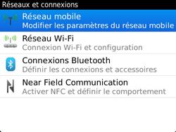 BlackBerry 9790 Bold - Internet - Activer ou désactiver - Étape 5