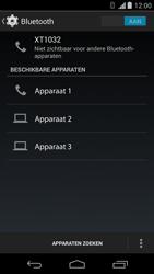 Motorola Moto G (1st Gen) (Kitkat) - Bluetooth - headset, carkit verbinding - Stap 6
