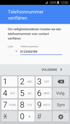 Samsung Galaxy A3 2016 - Applicaties - Account aanmaken - Stap 8
