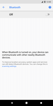 Google Pixel 2 XL - WiFi and Bluetooth - Setup Bluetooth Pairing - Step 6