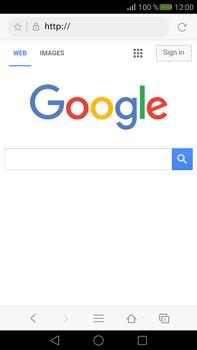 Huawei Mate S - Internet - Internet browsing - Step 4