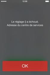 Apple iPhone 4 S iOS 7 - SMS - Configuration manuelle - Étape 7