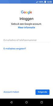 HTC u12-plus - Applicaties - Account aanmaken - Stap 5
