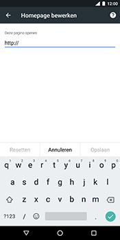 Nokia 7 Plus - Internet - handmatig instellen - Stap 29