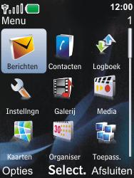 Nokia 6600i slide - E-mail - E-mails verzenden - Stap 3