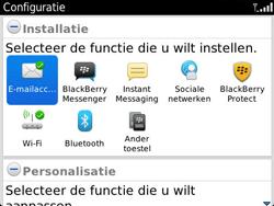 BlackBerry 9790 Bold - E-mail - Handmatig instellen - Stap 13