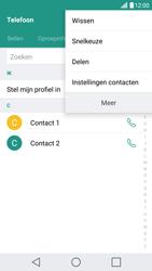 LG LG G5 (LG-H850) - Contacten en data - Contacten kopiëren van toestel naar SIM - Stap 6