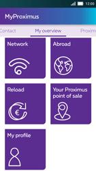 Huawei Y5 - Applications - MyProximus - Step 19