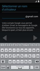 Samsung Galaxy S5 - Premiers pas - Créer un compte - Étape 12