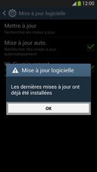Samsung I9505 Galaxy S IV LTE - Appareil - Mises à jour - Étape 9