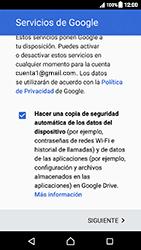 Sony Xperia XZ (F8331) - E-mail - Configurar Gmail - Paso 15