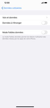 Apple iPhone XS Max - iOS 13 - Internet - Utilisation à l