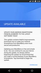 BlackBerry DTEK 50 - Network - Installing software updates - Step 7