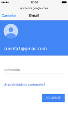 Apple iPhone 5s iOS 10 - E-mail - Configurar Gmail - Paso 7