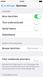 Apple iPhone SE iOS 10 - MMS - probleem met ontvangen - Stap 10