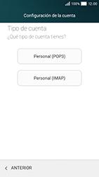 Huawei Y5 - E-mail - Configurar correo electrónico - Paso 8