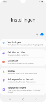 Samsung Galaxy A70 - Bellen - in het buitenland - Stap 4