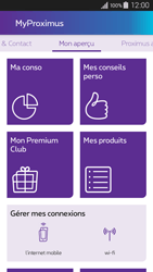 Samsung Galaxy A3 (2016) - Applications - MyProximus - Étape 13