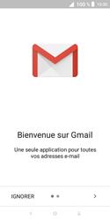 Alcatel 1X - E-mails - Ajouter ou modifier un compte e-mail - Étape 4