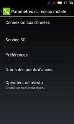 Alcatel OT-4033X Pop C3 - Réseau - utilisation à l'étranger - Étape 9