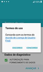 Samsung Galaxy J1 - Primeiros passos - Como ativar seu aparelho - Etapa 9