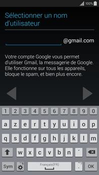 Samsung Galaxy Note 4 - Premiers pas - Créer un compte - Étape 12