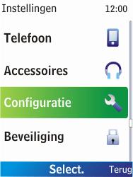 Nokia X2-00 - Internet - Handmatig instellen - Stap 4
